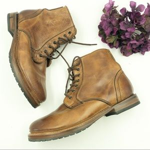 Sutro   Handmade Leather Booties